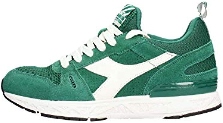 Diadora Titan Reborn Barra scarpe da ginnastica verde Bianco 174834-70264 (40 - verde) | Buon Mercato  | Gentiluomo/Signora Scarpa