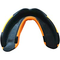 Homyl - Protector bucal de silicona para rugby, baloncesto, boxeo
