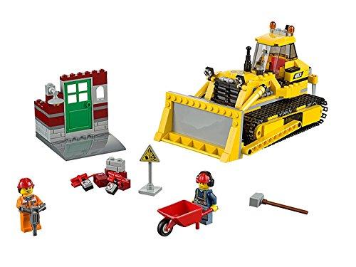 LEGO® City - 60074 - Jeu De Construction - Le Bulldozer