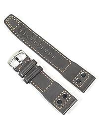 641556c6b2cb Emporio Armani Uhrenarmband LB-AR5837 Original Ersatzband Leder 23 mm