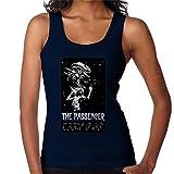 The Passenger Alien Iggy Pop Women's Vest