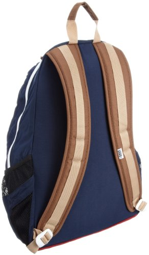 Vans M Van Doren Backpack, Sacs portés dos mode mixte adulte, Taille Unique Multicolore (Drssblsclrblck)