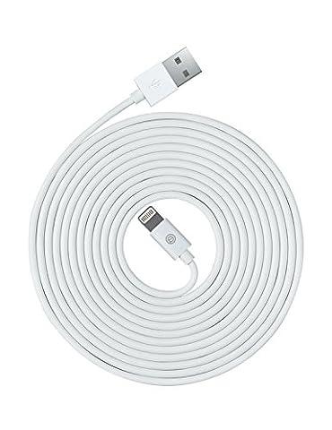 OPSO Lightning Kabel - [Apple MFi zertifiziert] iphone 3M Lightning