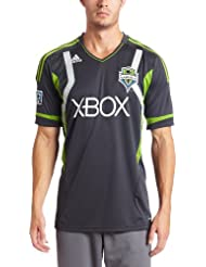MLS Seattle Sounders FC Authentic Away Jersey