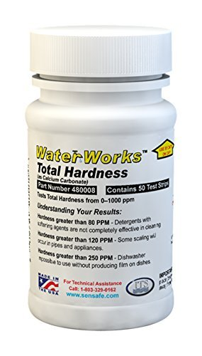 Industrial Test Systems 480008 WaterWorks Total Hardness Test by Industrial Test Systems