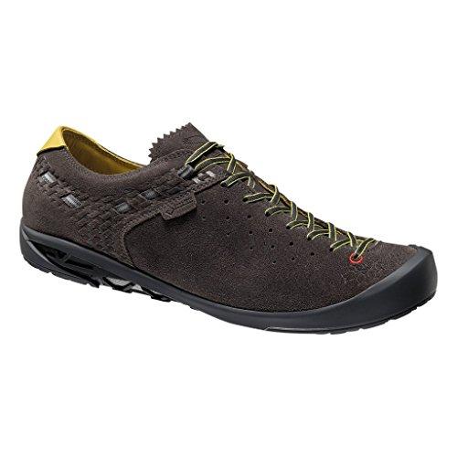 Salewa Ws Ramble Gtx, Chaussures de randonnée femme Gris - Grau (0610_Smoke/Citro)