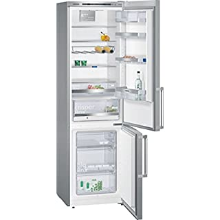 Siemens KG39EAL43 iQ500 Kühl-Gefrier-Kombination / A+++ / 201 cm Höhe / 156 kWh/Jahr / 250 Liter Kühlteil / 89 Liter Gefrierteil / Kältegerät kühlt besonders effizient
