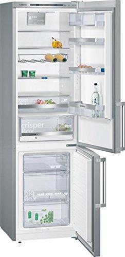 Siemens KG39EAL43 iQ500 Kühl-Gefrier-Kombination/A+++ / 201 cm Höhe / 156 kWh/Jahr / 250 Liter Kühlteil / 89 Liter Gefrierteil/Kältegerät kühlt besonders effizient