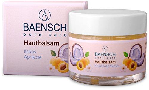 Ölmühle Solling BAENSCH pure care Kokos-Aprikose Hautbalsam kbA Natur