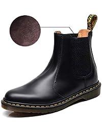 Orktree Unisex-Erwachsene Chelsea Boots Damen Stiefel Derby Wasserdicht  Kurz Stiefeletten Schuhe Herren Worker Boots 04cb65d8cb