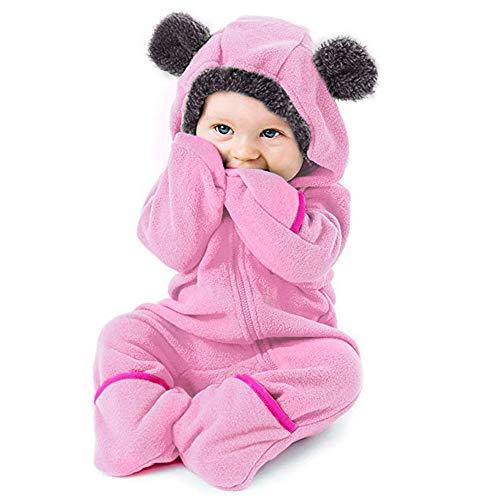 Baby Mädchen 1. Geburtstag Kleidung Weihnachtsspielanzug Body Tutu Pailletten Kleid Body Kurzarm Overall Stirnband Kostümfest 3-18 Monate -