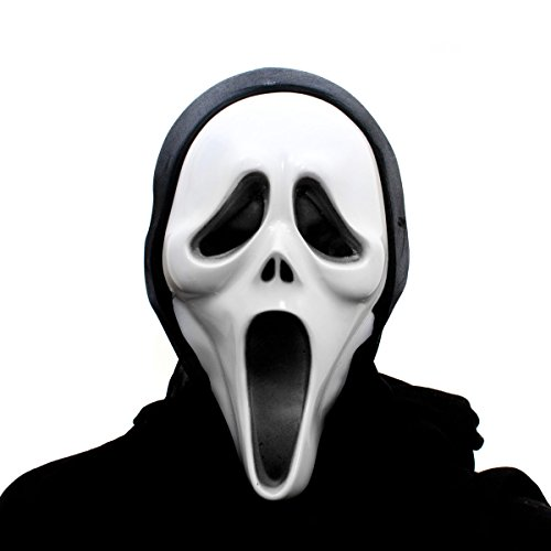 Goods & Gadgets Scream Horror Maske Halloween Karneval Fasching Vollmaske
