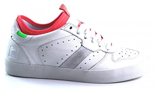 Court Tennis Bianco/Rosso