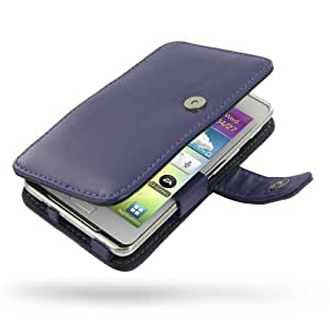 Samsung Galaxy S WiFi 4.2 Leather Case: Amazon.fr: High-tech