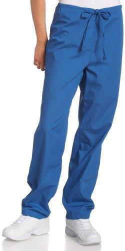 Dickies Unisex Everyday Scrub Pants mit Kordelzug - Blau - XX-Large (Dickies Scrubs Medical)