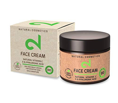 DUAL Day & Night Face Cream|Crema Facial Hidratante