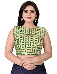 6c1f2fac55acf6 ASHIYA FAB Readymade Free Size Semi-Stitched Blouse For Women Party Wear  Fully Stretchable