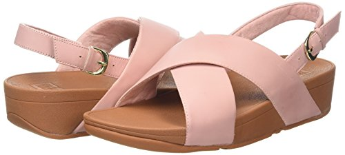 7a3573aa3eef3 Fitflop Women s Lulu Cross Back-strap Sandals