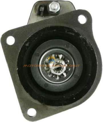 Motorino avviamento - RIGENERATO MARELLI - TENUTA OLIO Cod. MA03784