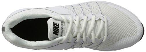 Nike - Air Relentless 6, Scarpe da corsa Uomo Bianco (White/black)