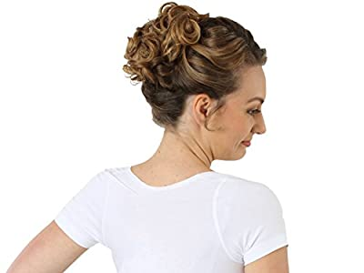 ALBERT KREUZ business undershirt for women with short sleeves and special extra-deep and wide U-neck made of soft and breathable MicroModal, white