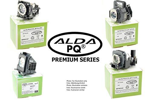 Alda PQ-Premium, Beamerlampe / Ersatzlampe kompatibel mit MC.JH111.001, SP.8VH01GC01, NP36LP für ACER H5380BD, P1283, P1383W, X113H, X113PH, X1383WH, X113 Projektoren, Lampe mit Gehäuse