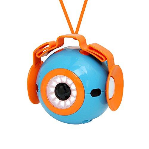 417CyZ4RefL - Wonder Workshop - Pack de accesorios para sus robots educativos Dash y Dot, color naranja (AC01)