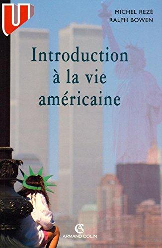 Introduction à la vie américaine