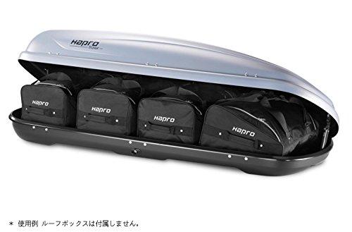 Hapro Dachbox-Taschen-Set -