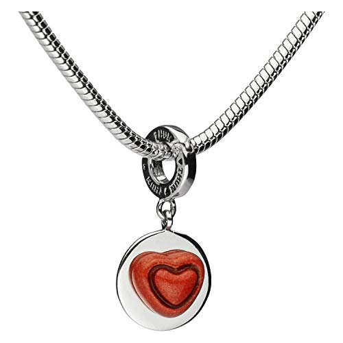 THUN  - Charm Collection Love - Linea Amore - Ceramica - h 2,7 x 1,3 cm