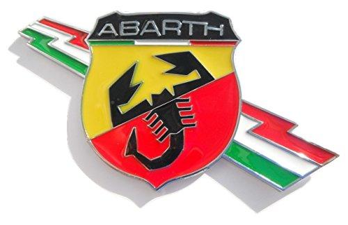 Abarth Skorpion Badge Emblem