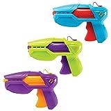 Swimways 6045221 Flood Force Stryker Pistola ad Acqua, Confezione da 3 Pezzi