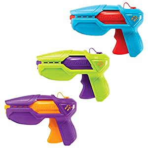 Swimways 6045221 Flood Force Stryker - Pistola de Agua (3 Unidades)
