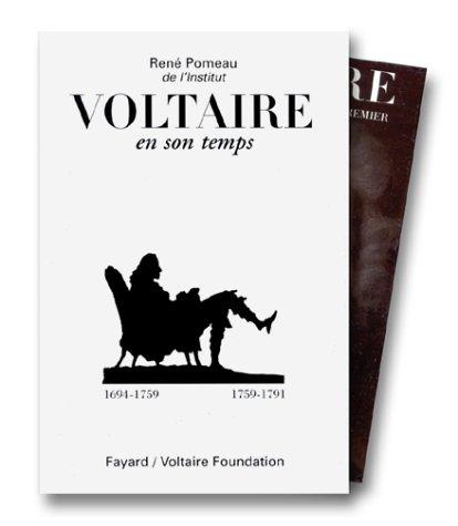 Voltaire en son temps, 2 tomes PDF Books