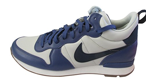 Nike , Baskets mode pour homme Blanc white white white 100 41 EU light bone obsidian blue legend 004