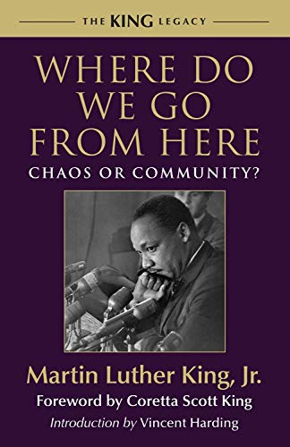 Where Do We Go From Here (King Legacy) por Martin Luther King