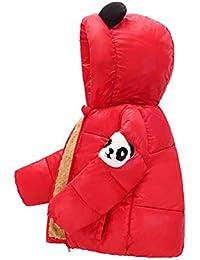 Oyfel Abrigo Lingero Chaqueta Parka Resolve Jacket Casaca China Chica Invierno Nieve Polar Otono Rebajas Orejas Nino Nina Adecuado para Altura 110 cm
