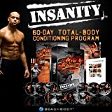 Insanity: The Ultimate Workout Cardio et Fitness DVD du programme - Ensemble Complet [UK Import]