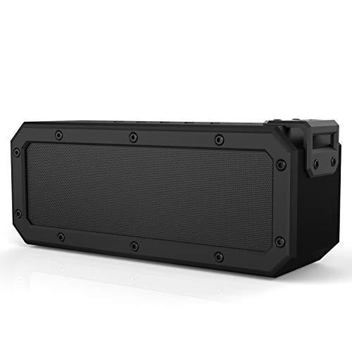 SINOBAND 40W Portable Bluetooth Lautsprecher 4.2 mit Wasserdichter IPX7 15-Stunden-Spielzeit TWS Dual-Driver Drahtlose Lautsprecher für Outdoor Home Bar PartyTravel Strand Dusche Wandern
