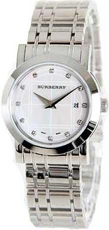 Collection Patrimoine Burberry: Collection Patrimoine femmes BU1370 montre