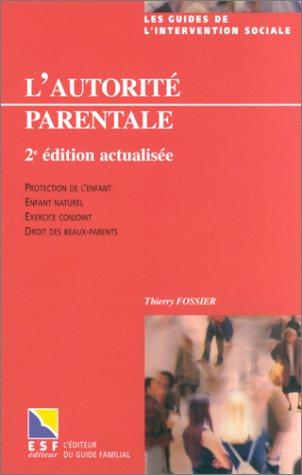 L'Autorit parentale