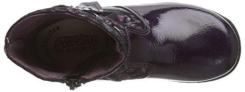 Ricosta Sanji M 62, Bottes fille Violet (purple/merlot)