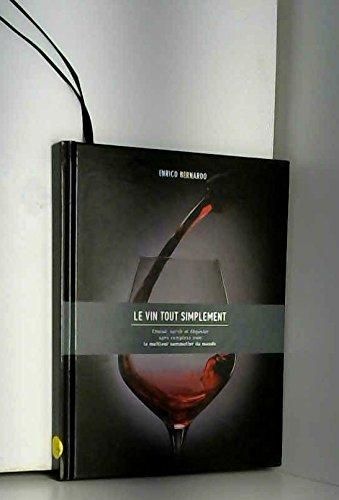 Le vin tout simplement