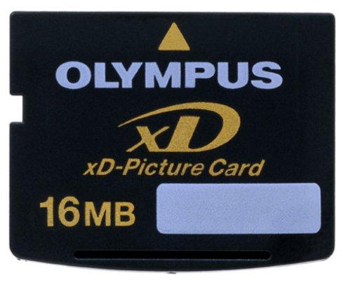 Olympus xD-Speicherkarte 16MB