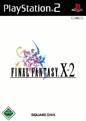 Final Fantasy X-2 - 2 Playstation Final Fantasy