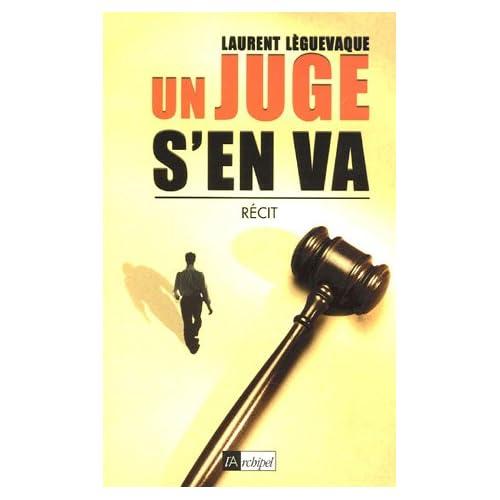 Un juge s'en va