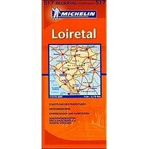 Michelin Karten, Bl.518 : Pays de Loire