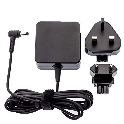 KYTD 19V 3,425A 65W Laptop Ladegerät Netzteil Kompatibel mit ASUS R554 R554l R554LA R556 R556L R556LA TP550LA TP550L TP550, ASUS Ladekabel Batterie-Stromversorgung - Asus-laptop-batterie-ladegerät