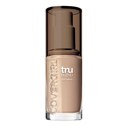 Cover Girl Soft Honey (COVERGIRL Trublend Liquid Makeup Soft Honey M7 1 Fl Oz, 1.000-Fluid Ounce by Procter & Gamble - Cosmetics)