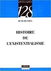 Histoire de l'existentialisme